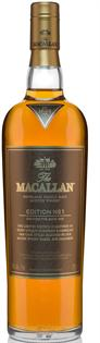 The Macallan Scotch Single Malt Edition No. 1 750ml